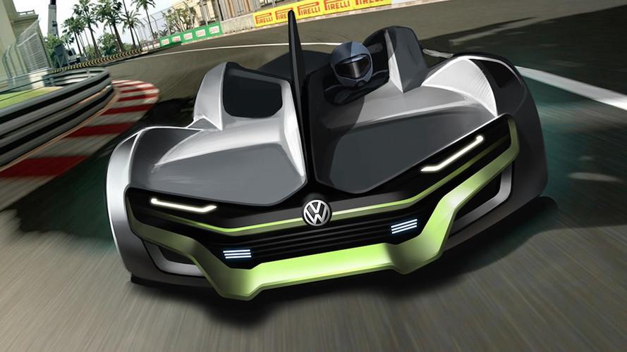 """Volkswagen """"EV"""" 2023: a jövő versenyautója"""