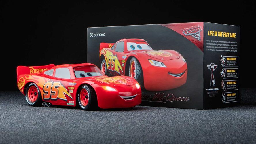 Sphero Ultimate Lightning McQueen – Une voiture télécommandée par smartphone !
