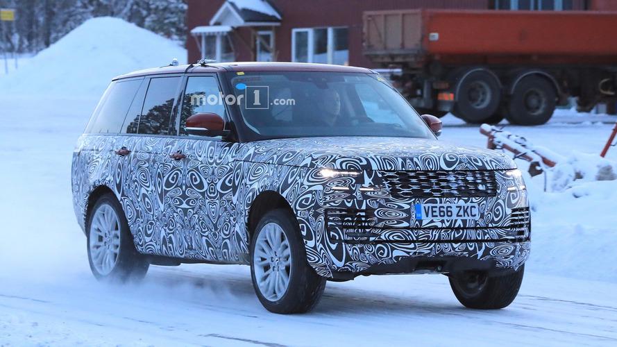 Range Rover Plug-In Hybrid yakın zamanda gelebilir