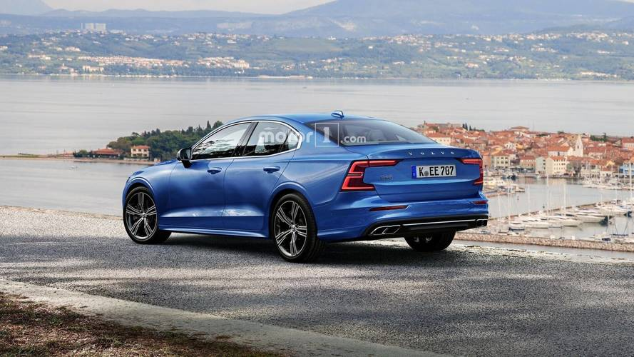 2019 volvo s60 everything we know. Black Bedroom Furniture Sets. Home Design Ideas