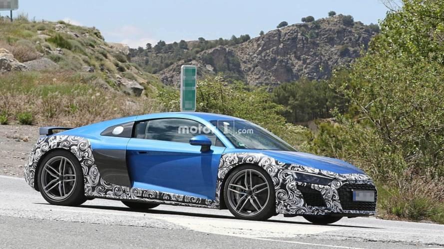 L'Audi R8 V6 revient sur le devant de la scène