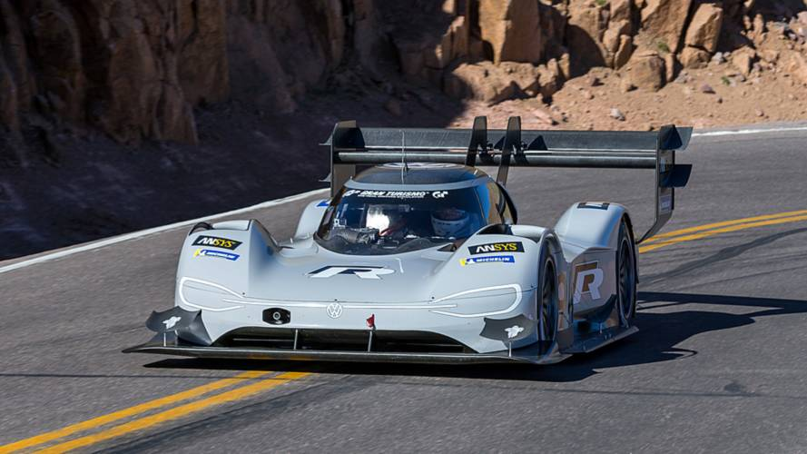 Volkswagen I.D. R: il record dell'elettrico che vale doppio