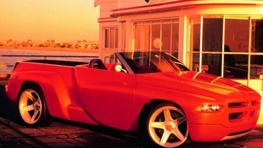 Dodge Dakota Sidewinder concept