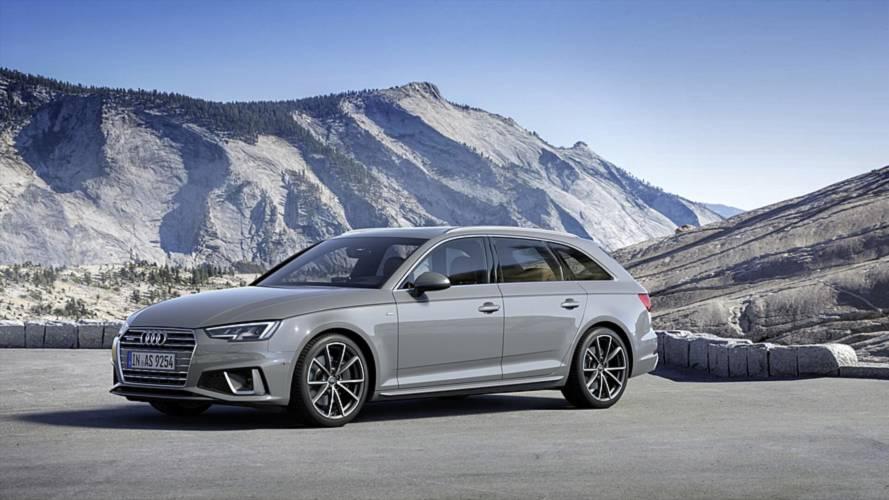 Audi revela A4 2019 com visual renovado e pacote S-Line Competition