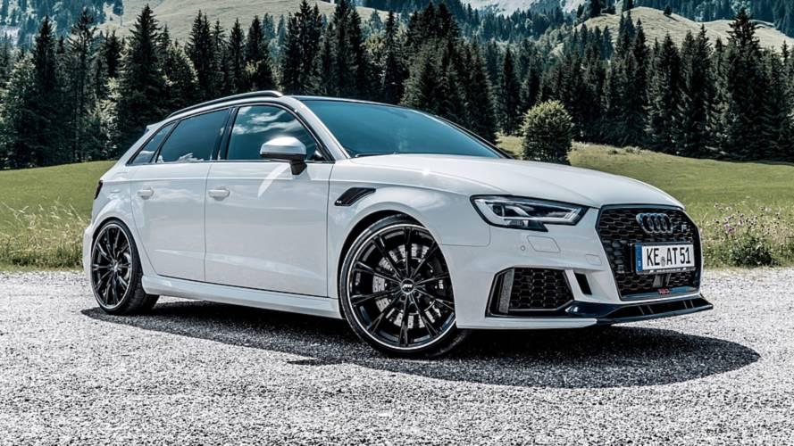 ABT Gives Audi RS3 Sportback Big Power And Big Wheels