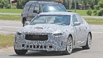 Cadillac CTS Replacement Spied