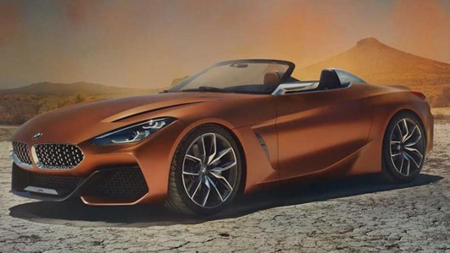BMW Concept Z4, il ritorno del tetto in tela