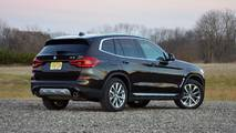 2018 BMW X3: Review