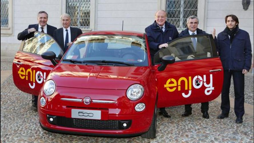 Car sharing, Enjoy cambia le regole di noleggio