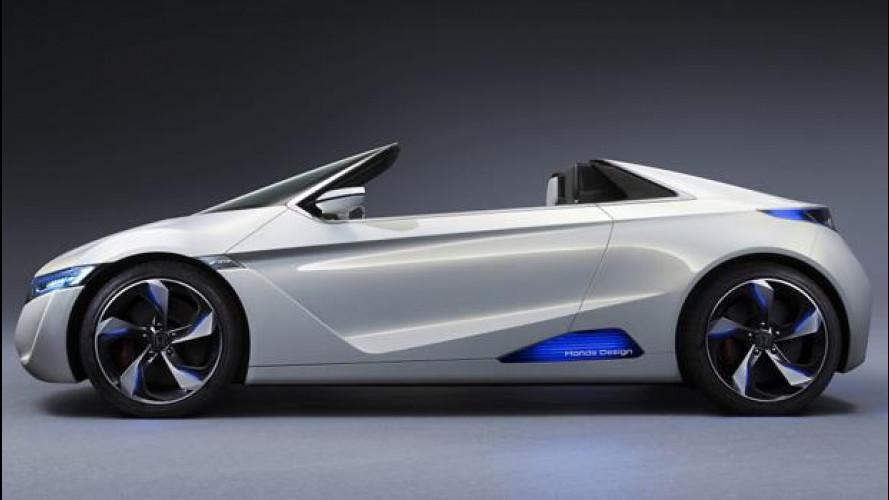 La Honda S2000 sta per tornare, ma sarà turbo e ibrida