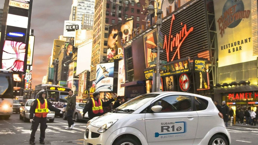 Subaru R1e Headed to New York for Evaluation