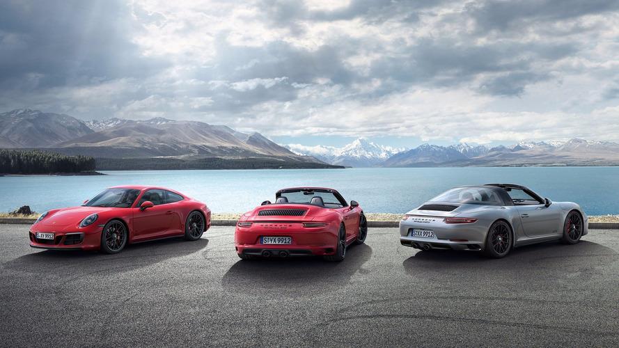 VIDÉO - Découvrez les origines des modèles GTS chez Porsche