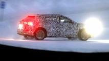 2019 Audi Q8 spy photo