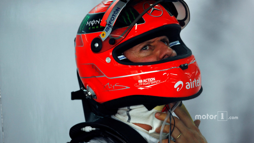 Schumacher family launches new 'Keep Fighting' initiative