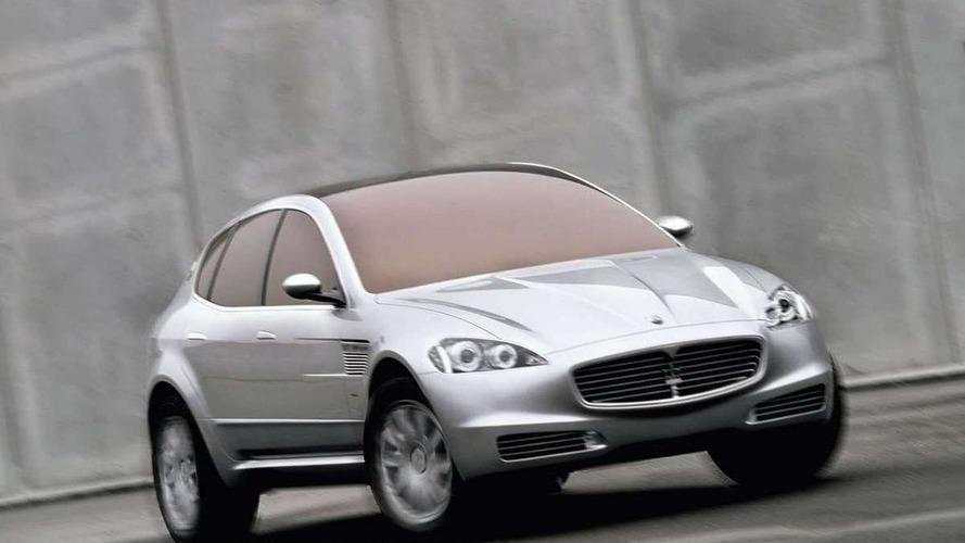 Fiat CEO confirms Ferrari power plant for Maserati SUV