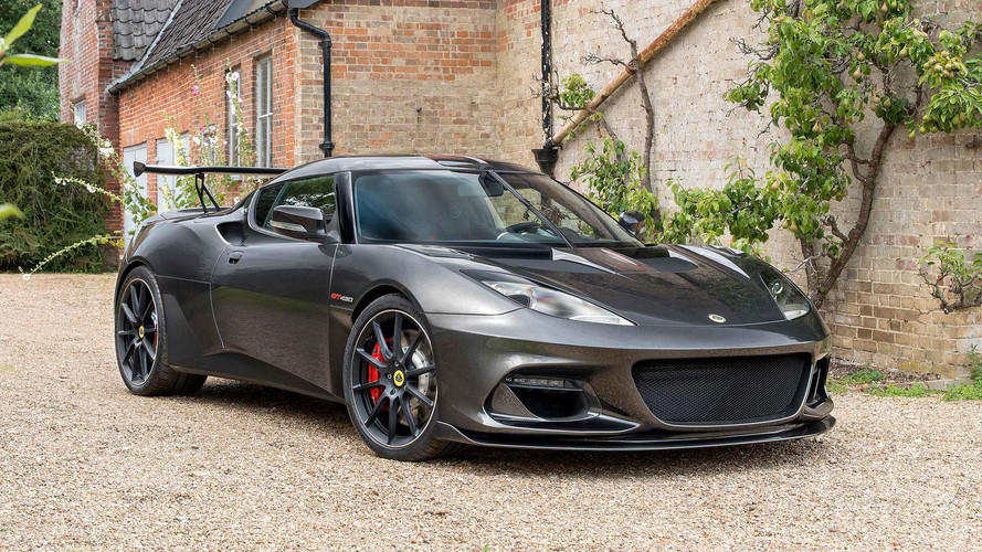 Future Lotus Models Will Remain Made In UK, Except For The SUV
