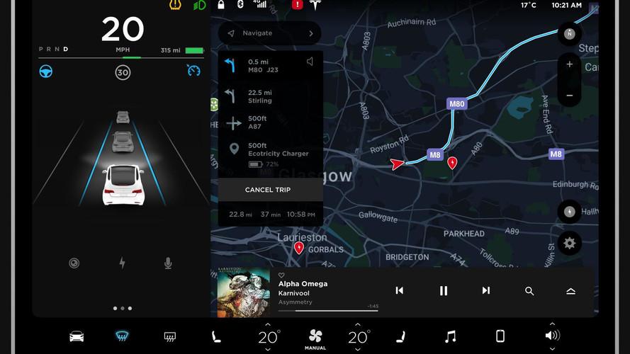 Tesla'nın yeni navigasyonu otonom sürüşü geliştirebilir