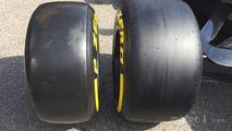 2016/2017 Pirelli tyres comparison