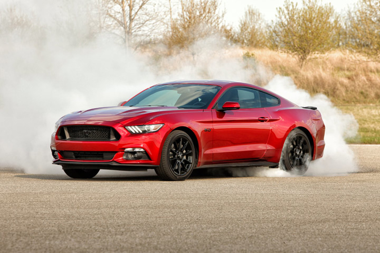 A New Mustang is Rumored to Arrive in 2020: Two Years Early