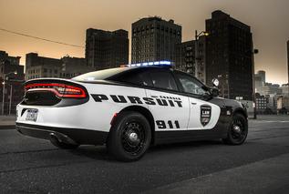 2015 Dodge Charger Pursuit Gets More Aggressive