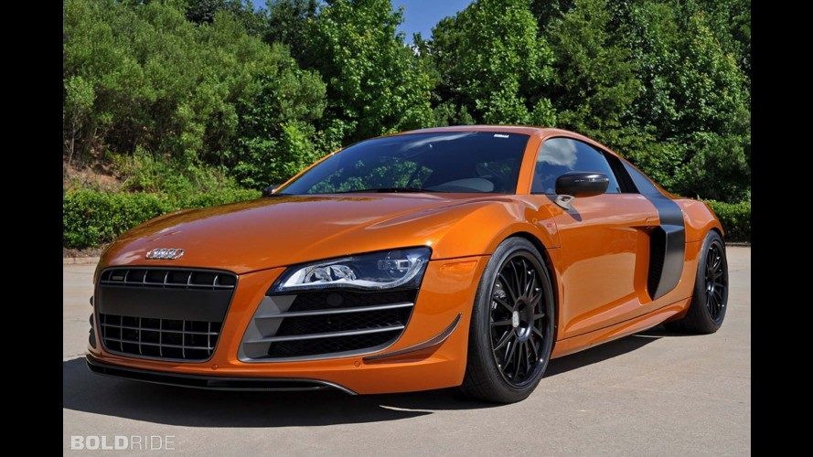 Underground Racing Audi R8 GT Twin Turbo