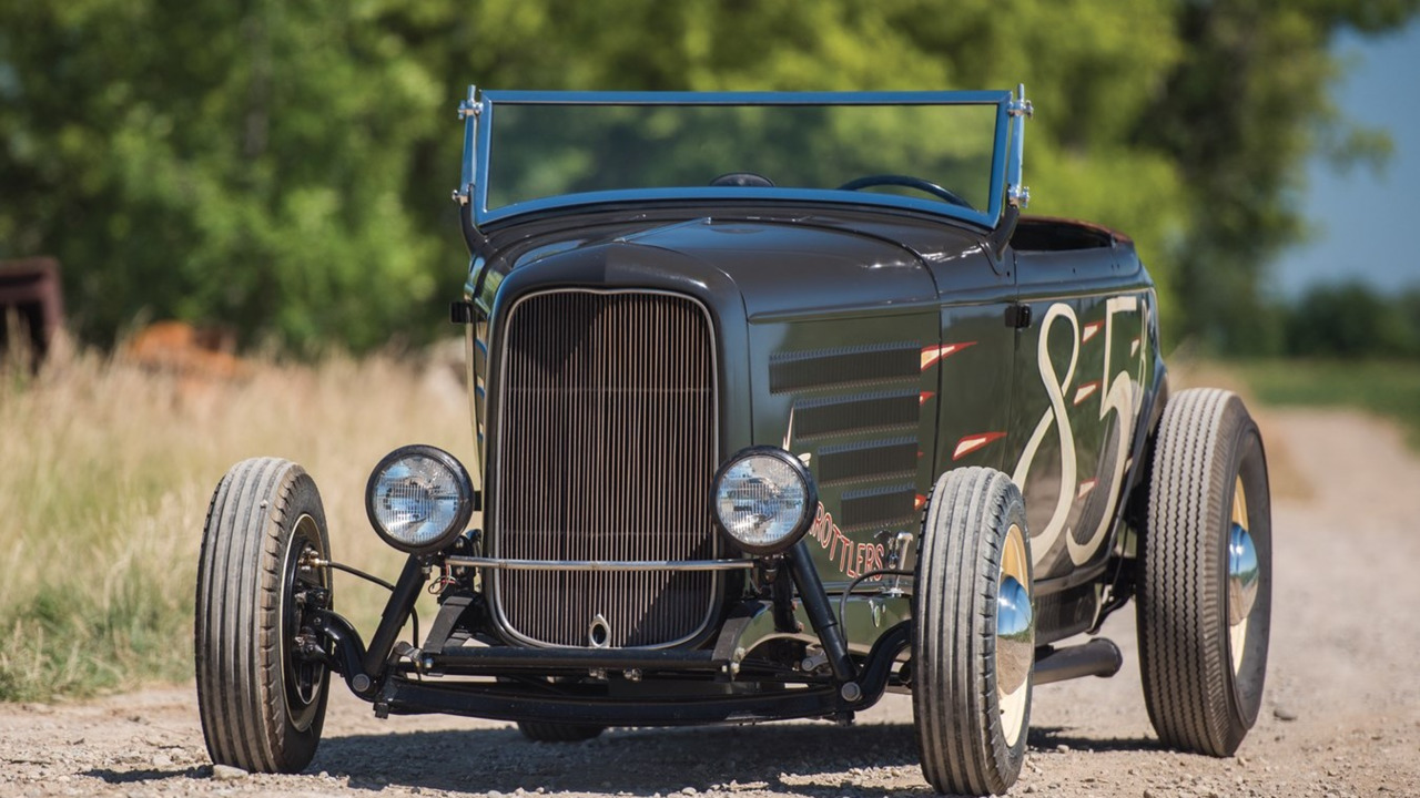 1932 Ford 'Hi-Boy' Roadster