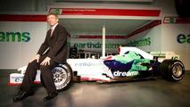 Ross Brawn - Honda Racing F1 team boss