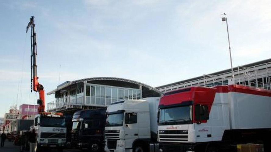 F1 back on track as cars returned to Europe