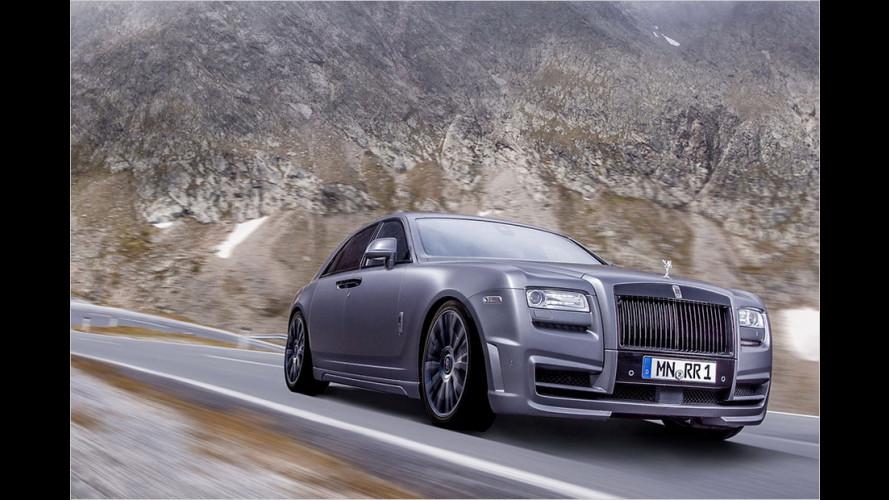 Tuner Spofec: Sports-Geist für Rolls-Royce