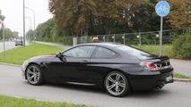 BMW M6 Coupe facelift spy photo