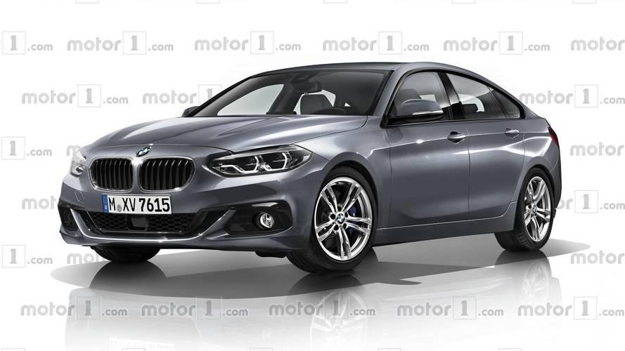 BMW 2 Serisi Gran Coupe'ye gerçekçi tasarım yorumu