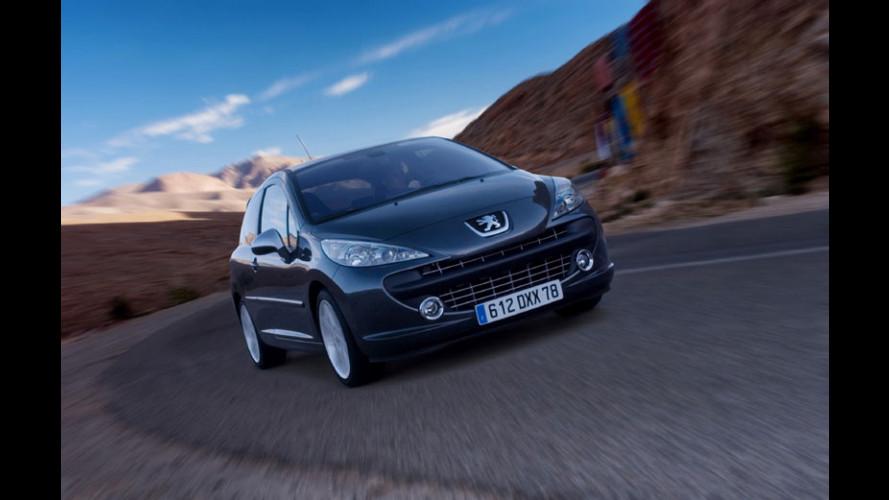 Anteprima: Peugeot 207 RC