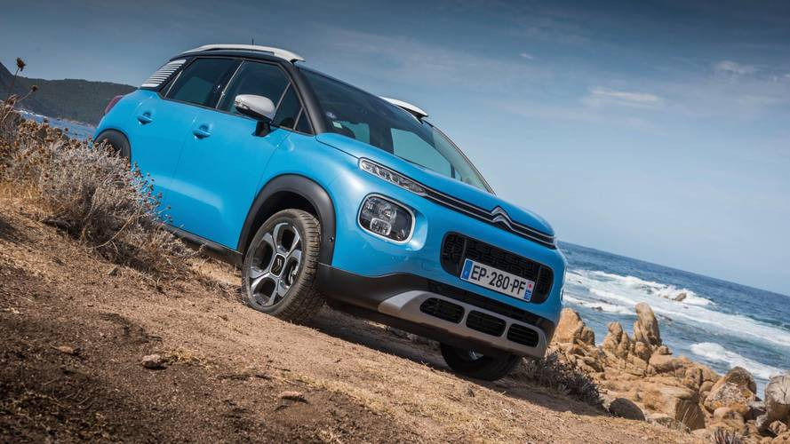 2017 Citroen C3 Aircross review: French fancy