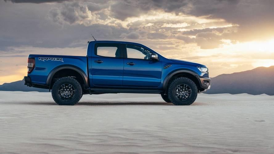 Ford diz que Ranger Raptor de 213 cv