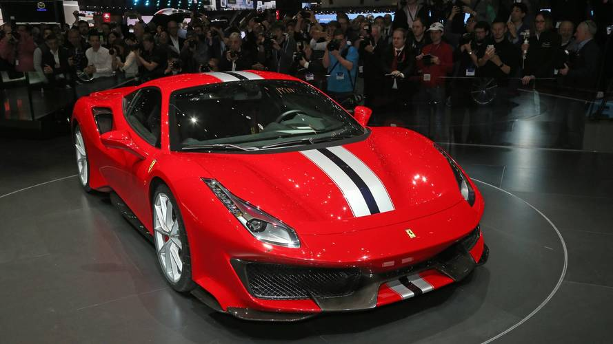 Ferrari 488 Pista  - Genfi Autószalon 2018