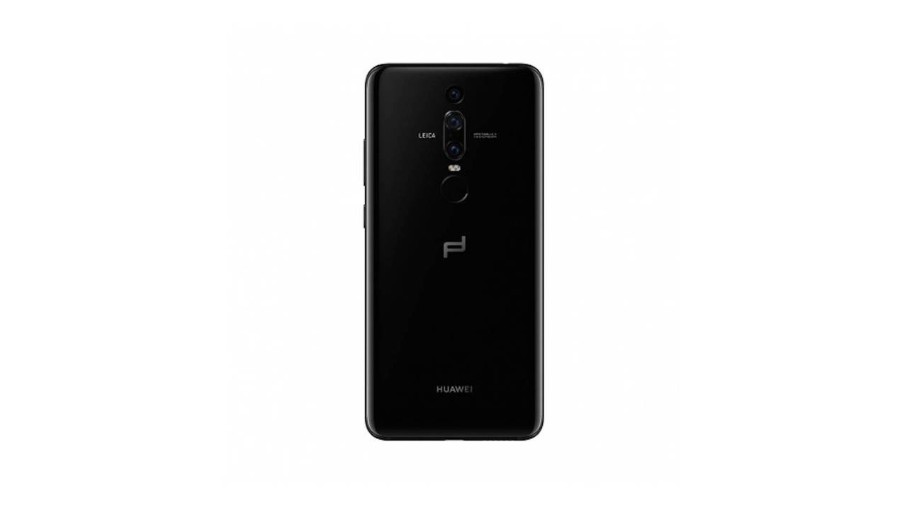Porsche Design Huawei Mate RS Akıllı Telefonu