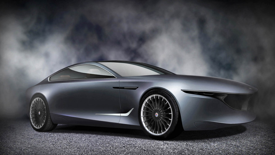 BMW Fan Imagines A Modern E9 Revival For 50th Anniversary
