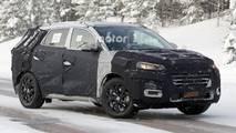 2019 Hyundai Tucson spy photo