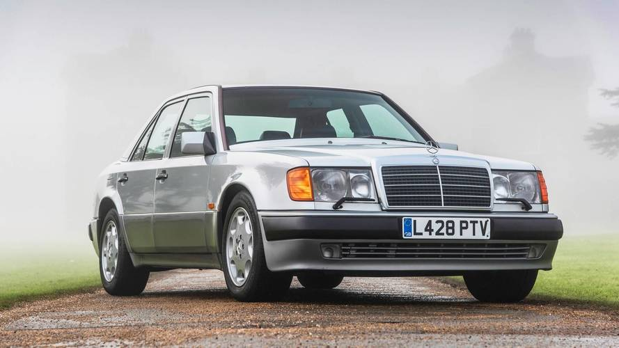 Rowan Atkinson auctioning off a pair of modern classics