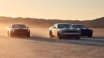 Dodge Challenger et SRT Hellcat 2018