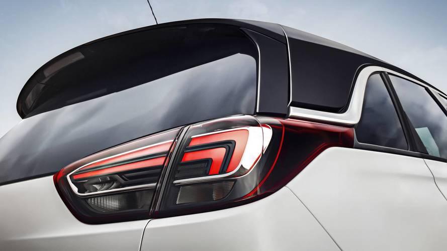 2017 Vauxhall Crossland X