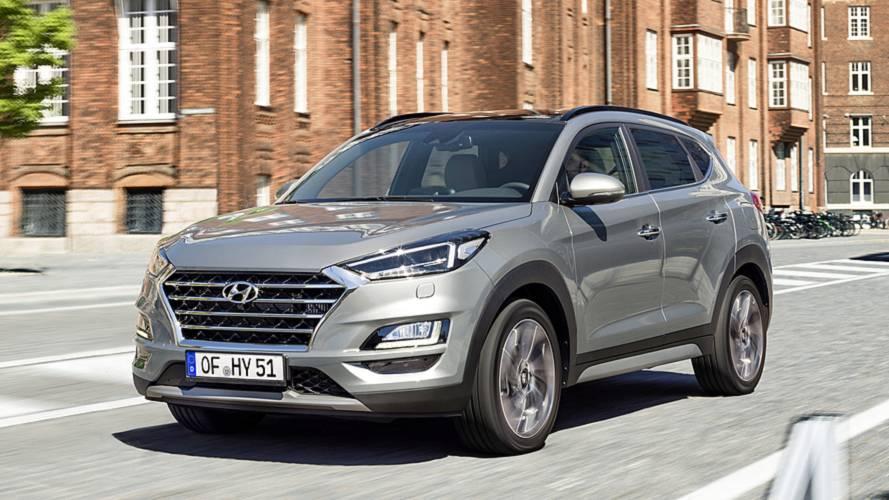 Die Preise für den neuen Hyundai Tucson