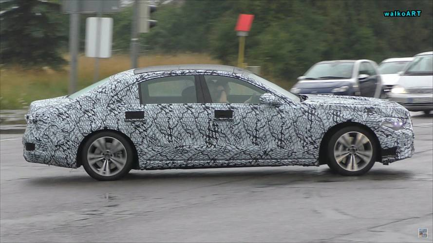 Photos espion - Mercedes Classe S (2020)