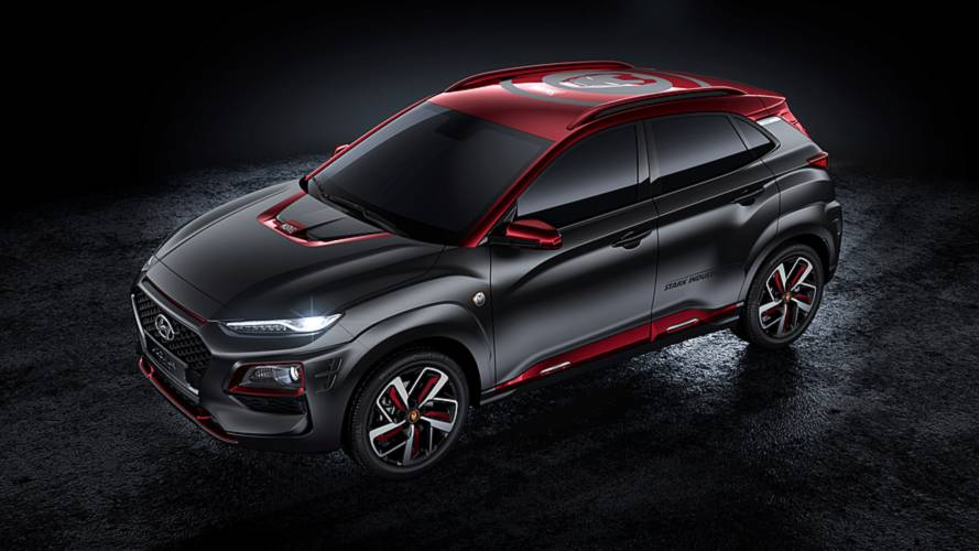 Hyundai Kona Gets Iron Man-Inspired Makeover