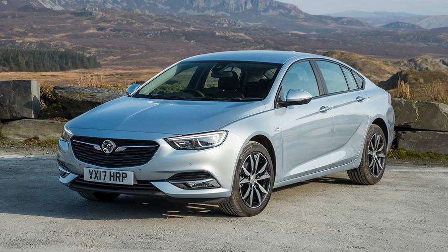 Vauxhall Insignia fighting for sales lost to premium brands