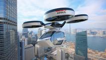 Italdesign ve Airbus'ın Pop Up Konsepti