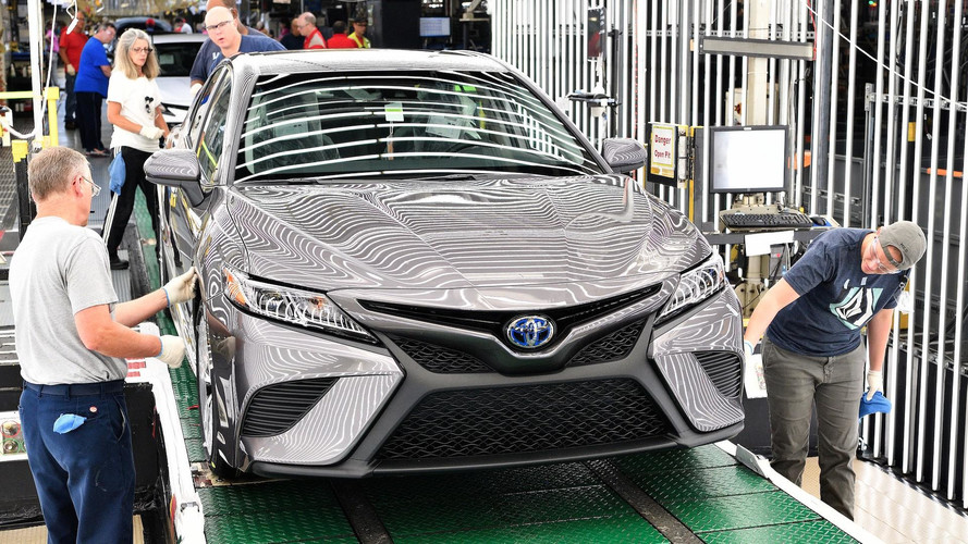 Toyota Camry, Certain Lexus Cars Recalled For Fire Risk