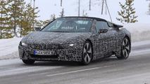 BMW i8 Roadster 2018 fotos espía