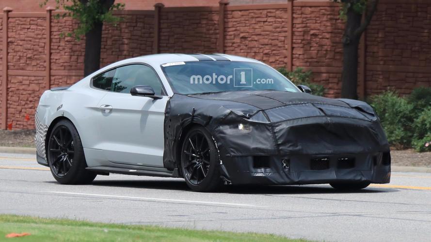 2019 Mustang GT500 sızıntısı motor ile ilgili ipucu veriyor