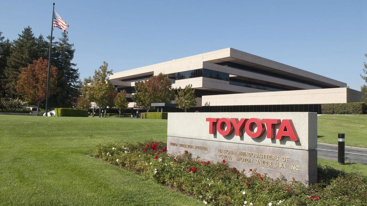 Toyota Motor Sales USA headquaters in Torrance, Calif